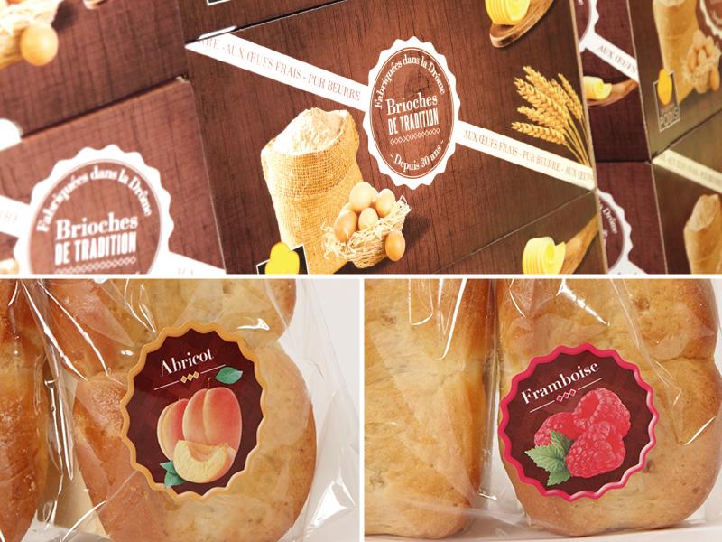 création packaging, PODIS | Travail Associé Agence Communication Lyon et Valence
