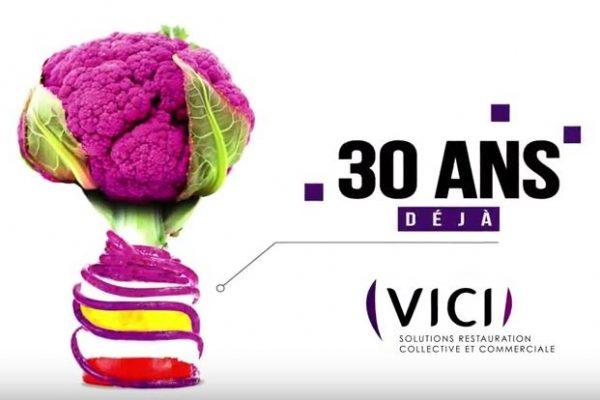 affichage VICI | Travail Associé Agence Communication Lyon et Valence