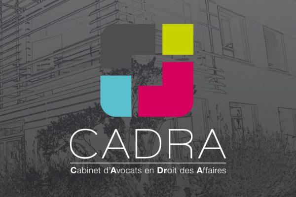 CADRA // Conseil & Accompagnement Identité Visuelle & Supports Communication
