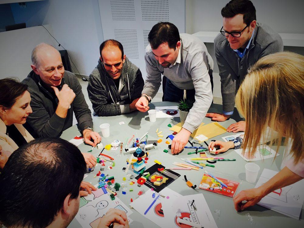 Seminaire collaboratif Serious Game Drome Travail Associé