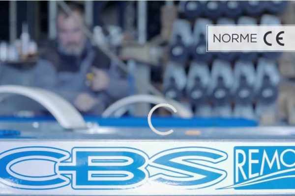 Remorques CBS, vidéo de présentation