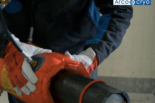 ARCOCRYO, réalisation vidéo technique tutoriel