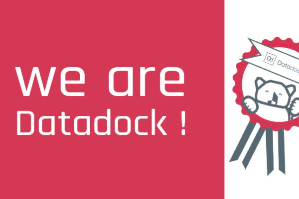 We are Datadock (Formation) !