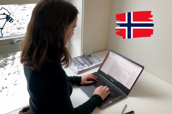 Vis ma vie de stagiaire RSE… depuis la Norvège
